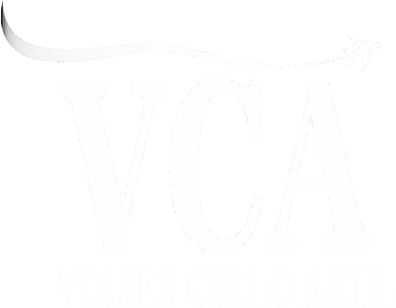 VCA Logo blanco